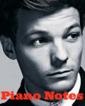 Piano Notes(1D Not Yet Famous)