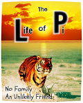 Life of Pi (Alternate Cover Competition)