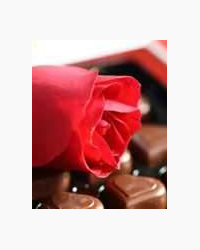roses and choclates