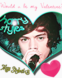 Would You Be My Valentine? {1D}