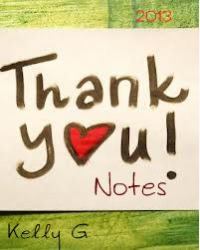 Thank You Notes.