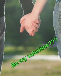 Be my valentine? ~Finished~