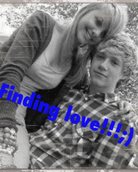Finding love!