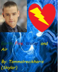 Earth, Fire, Water and Air (1D Fan Fic)
