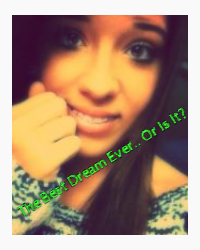 The Best Dream Ever... Or Is It?<3 ~A Niall Horan Fan Fiction~