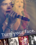 Turn your face - 1D, LM (13+)
