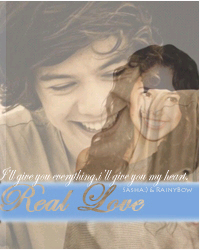 Real Love. {One direction}