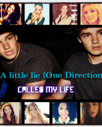 A little lie called my life {One Direction}