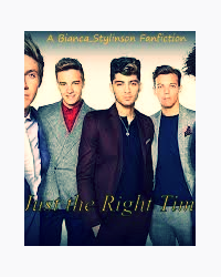 Just the Right Time *One Direction Love Story*