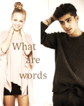 What are words (pause)