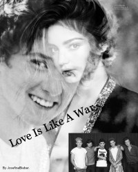 Love Is Like A War - The Vamps & One Direction.