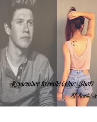 {1D} Remember to smile {One Shot}