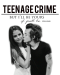 Teenage Crime.