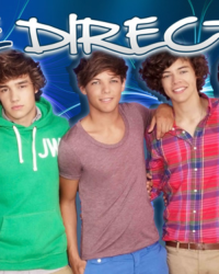 One Direction Through Out