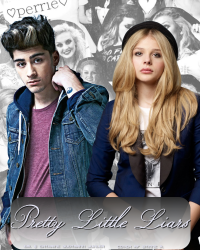 Pretty little liars! ( One Direction og Little mix)