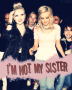 I'm not my Sister - {1D}