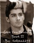 Save You Tonight - (16+) - COMPLETED  Book 2 of 2