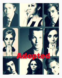 Adopted - A One Drection and Little Mix Fanfic