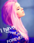 i have loved you forever ! ___COMPLETED___