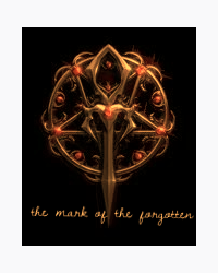 The mark of the forgotten