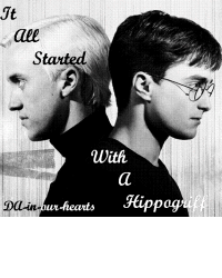 It All Started With A Hippogriff