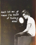Don't let me go | Harry Styles