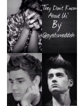 They Dont Know About Us (A Liam Payne and Zayn Malik Fan Fiction)