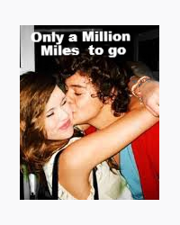 Only a Million Miles to go