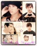 What About Love? (Austin Mahone) (16+ år (Pauses)