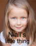 Niall's little thing