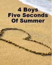 4 boys, 5 Seconds of Summer