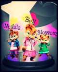 Nedula, Bell and Blossom