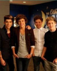 Lost in One Direction