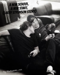 New School. New Start. (Larry Stylinson)
