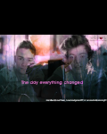 The Day Everything Changed|One Direction