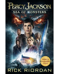 Percy Jackson and the Sea of Monsters (Extract)