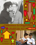 Difference Is Originality (Ziall/Lilo AU)