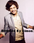 Adopted By Simon - Harry fan fic -