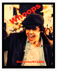 Whoops (Harry Styles fanfic)