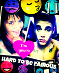 Justin Bieber ; Hard to be famous