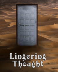 Lingering Thought
