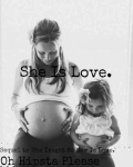 She Is Love.