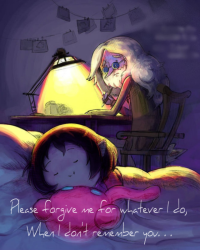 </3 What if? (Adventure Time  Simon and Marcy FanFic)