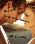 I Like you, but it is wrong