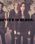 Shadowhunters Look Better In Black