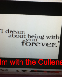 Im With The Cullens