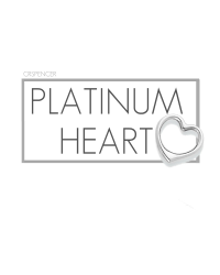 Platinum Heart