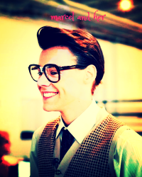 marcel and her