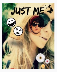 Just Me - JC Caylen FanFic