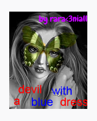 Devil with a blue dress (one direction fan fic)